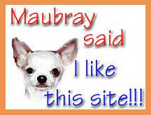 Thank you Maubray!  I'm Glad you liked our site!
